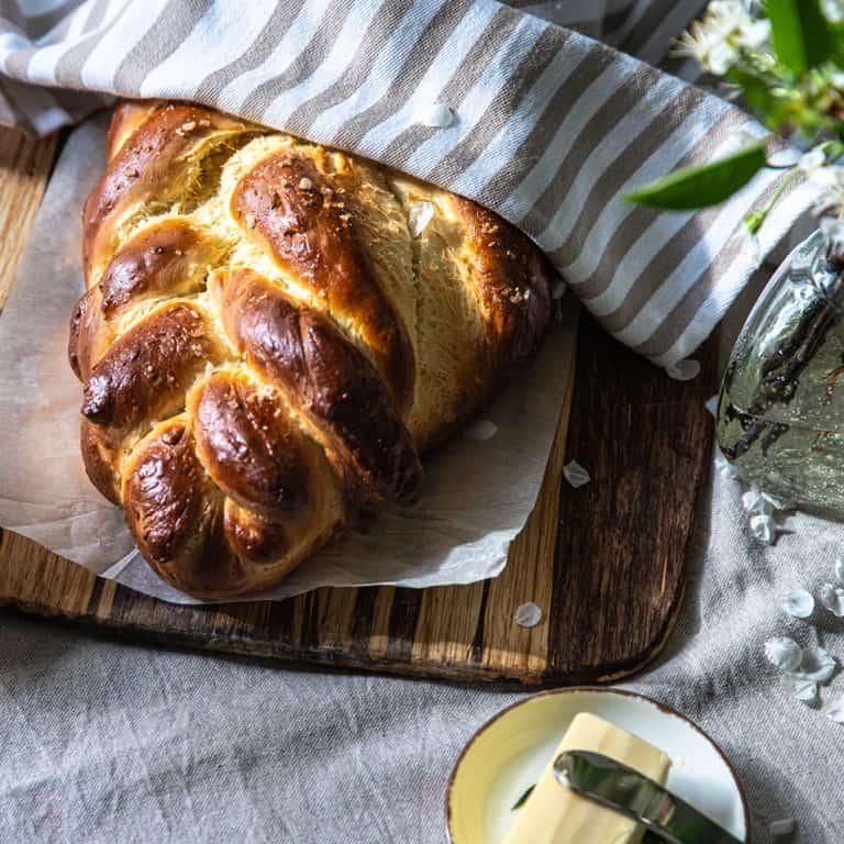 Low Protein Bread Plait