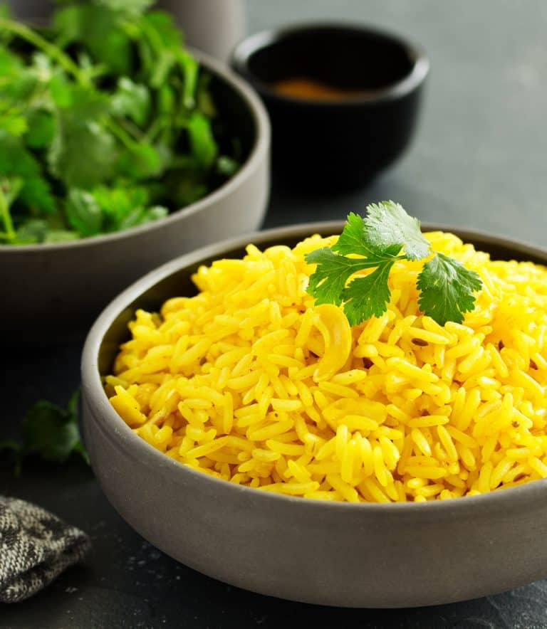 Low Protein Indian Rice