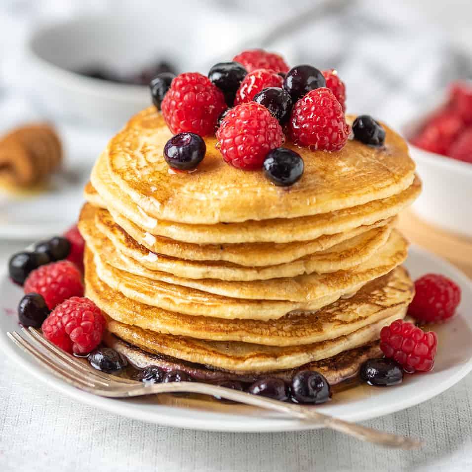Low Protein Pancakes