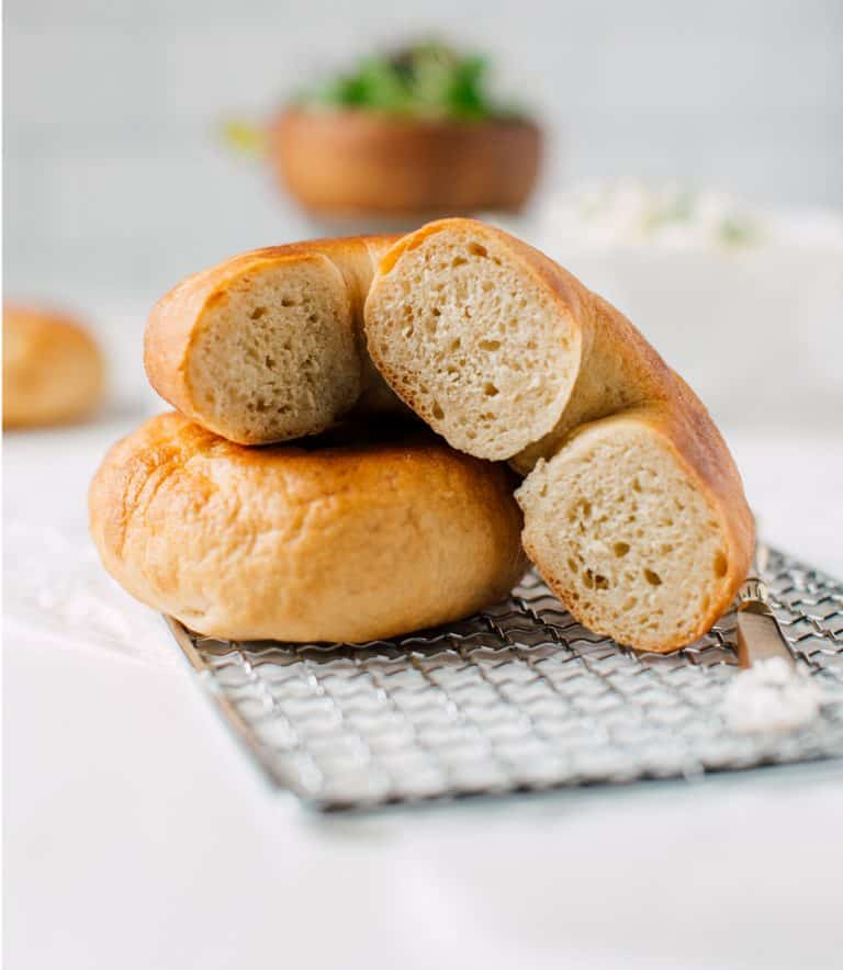 Low Protein Sweet Bagels