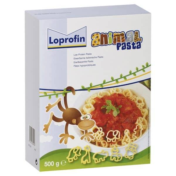 Loprofin Animal Pasta Front