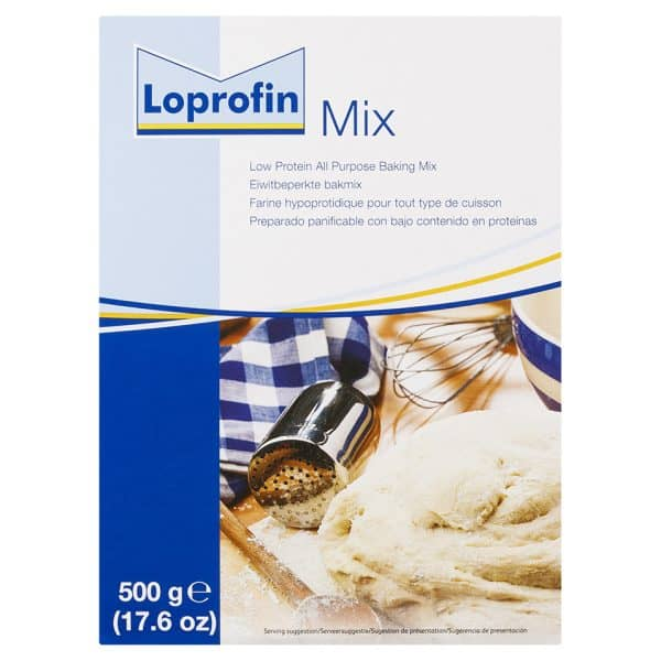 Loprofin Baking Mix Front Panel