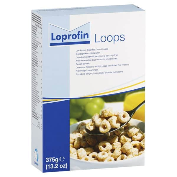 Loprofin Cereal Loops Front