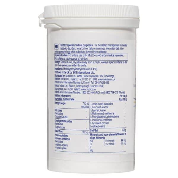 Loprofin Egg White Replacer Panel
