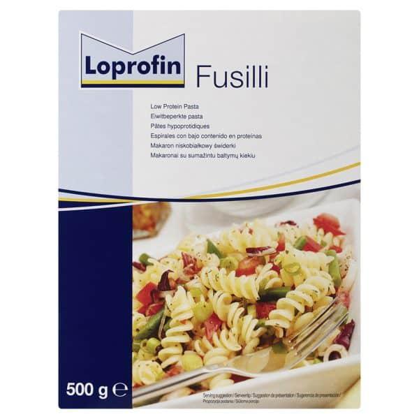 Loprofin Fusilli Front panel
