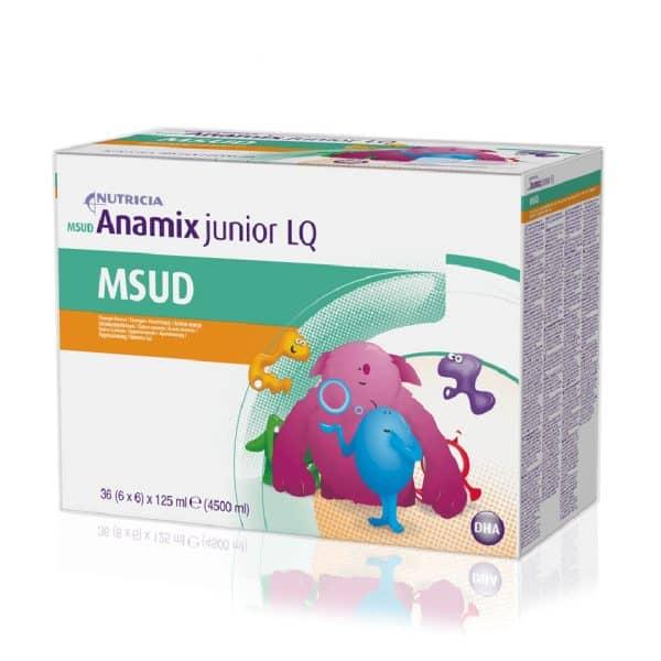 MSUD Anamix Junior LQ Box