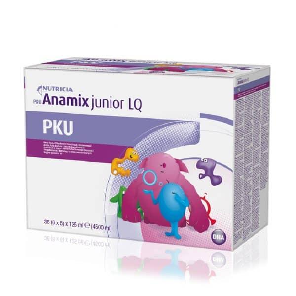 PKU Anamix Junior LQ Berry Box