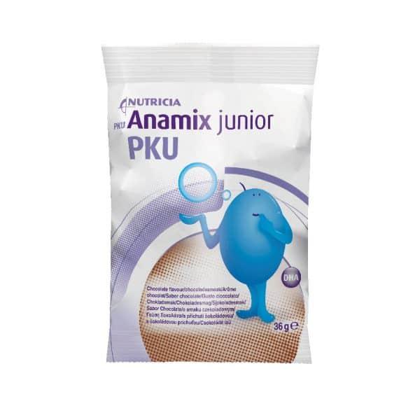 PKU Anamix Junior Powder Chocolate Sachet