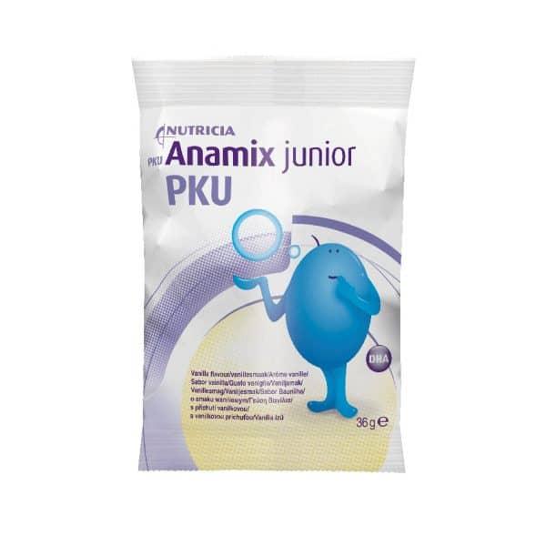 PKU Anamix Junior Powder Vanilla Sachet