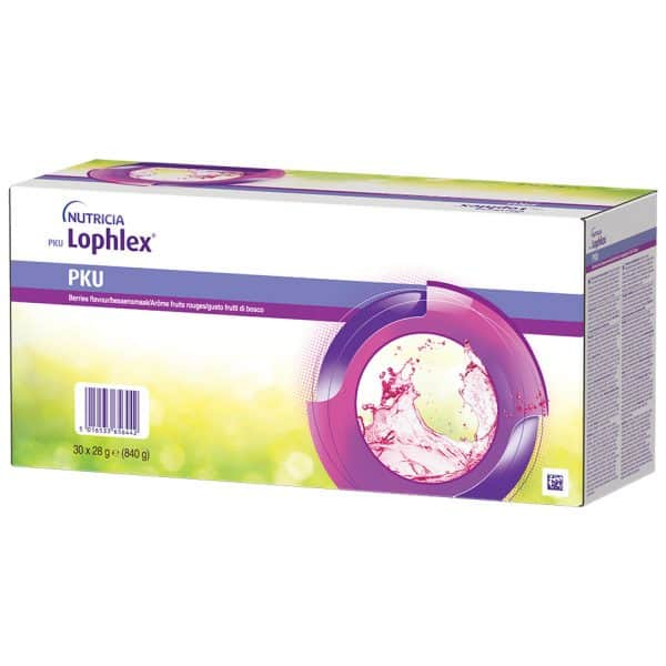 PKU Lophlex Berries Box