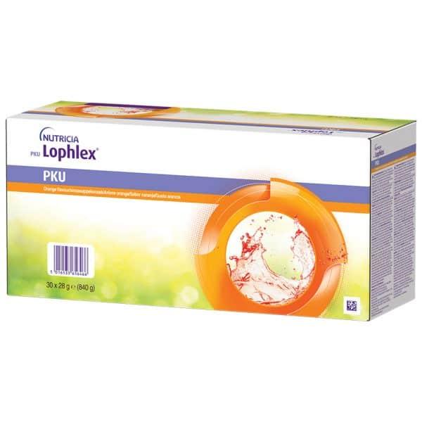 PKU Lophlex Orange Box