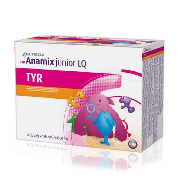 TYR Anamix Junior LQ Box